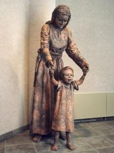 Mary the Teacher.