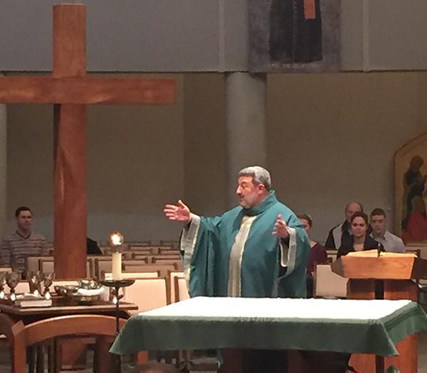 CCUP-Homily-Jan24-2016-MonsignorBillian