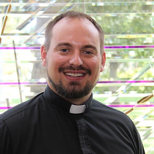 Fr. Jeremy Miller - Pastor
