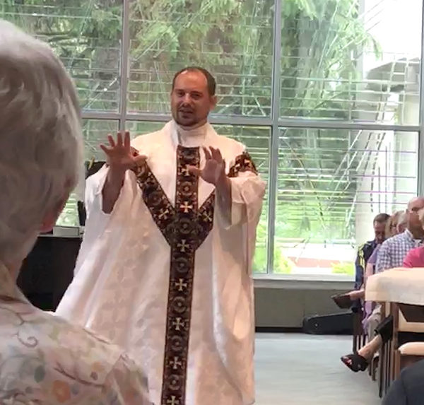 Homily-FrJeremy-June2018