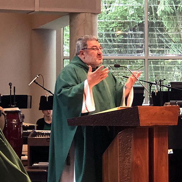 Homily-MonsignorMichael-June2018