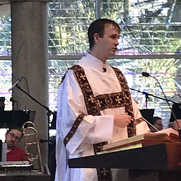 DeaconJustin-Homily-Dec30-2018