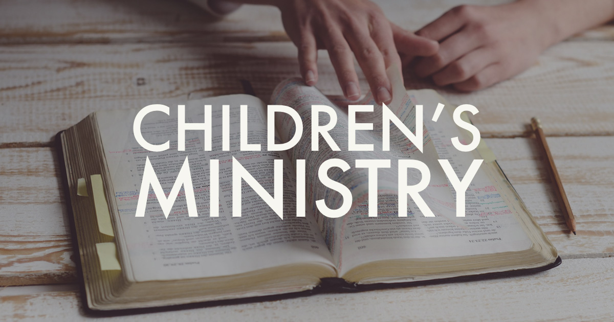 CCUP-ChildrensMinistry