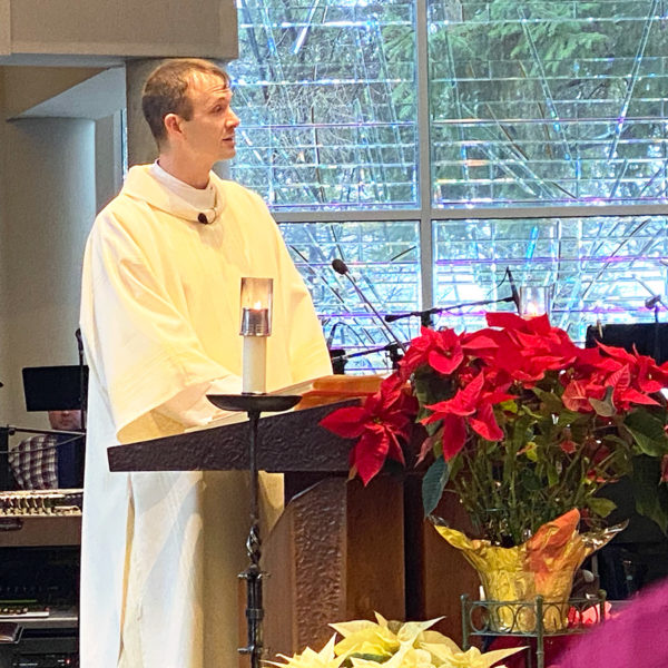 DeaconJustin-Homily-Dec29-2019