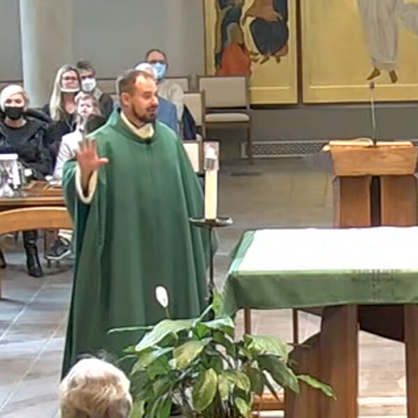 Jan24-Homily-FrJeremy-2021