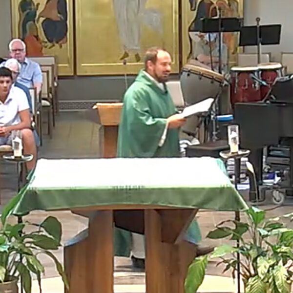 Aug22-Homily-FrJeremy-2021